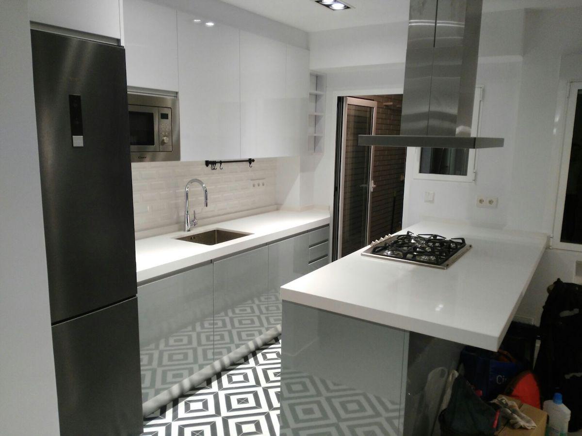 Excepcional Baños Y Cocinas Gilbert Az Bandera - Ideas Del Gabinete ...